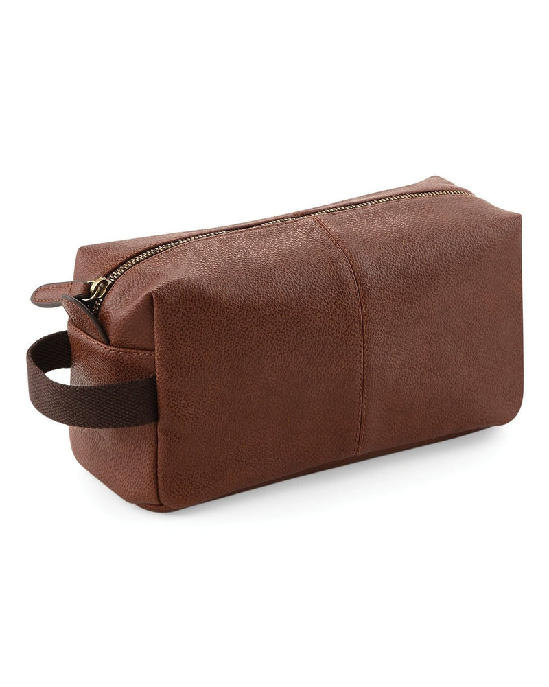 Quadra QD879 Tan NuHide Washbag