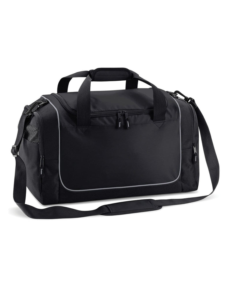 Quadra QS77 Black / Grey Teamwear Locker Bag