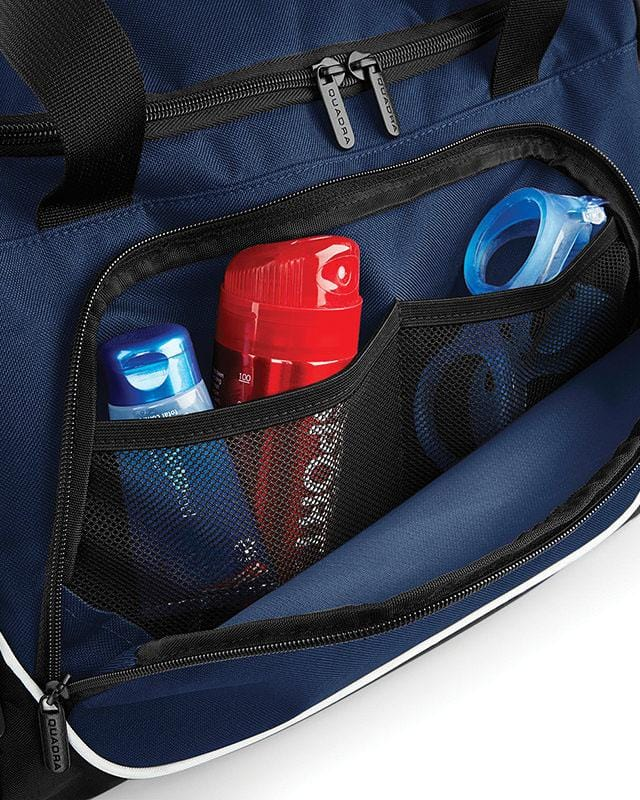 Quadra QS277 Pro Team Locker Bag Mesh Pocket