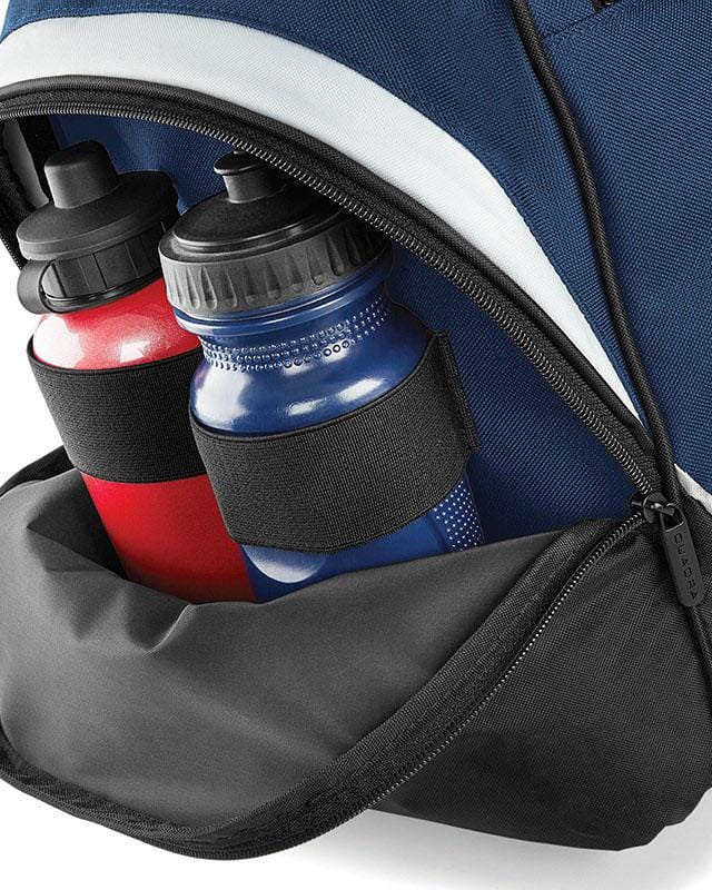 Quadra QS277 Pro Team Locker Bag Side Pocket