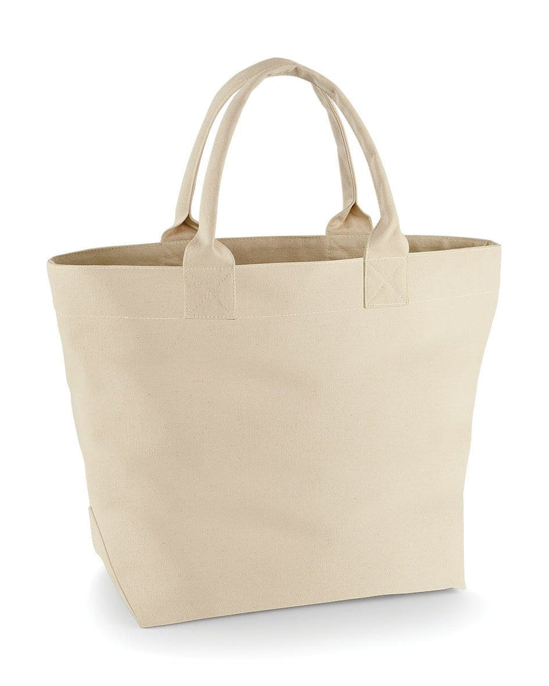 Quadra QD26 Canvas Deck Bag Natural