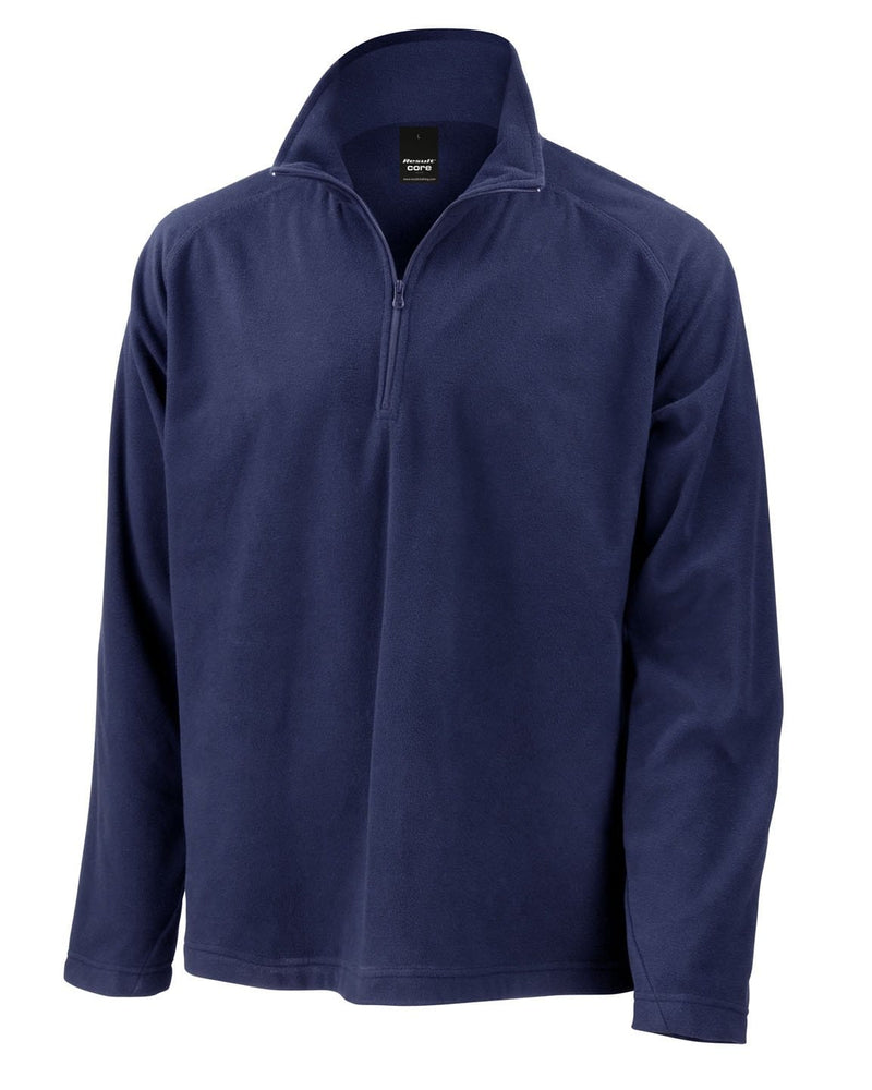Result R112X Navy Microfleece Pullover