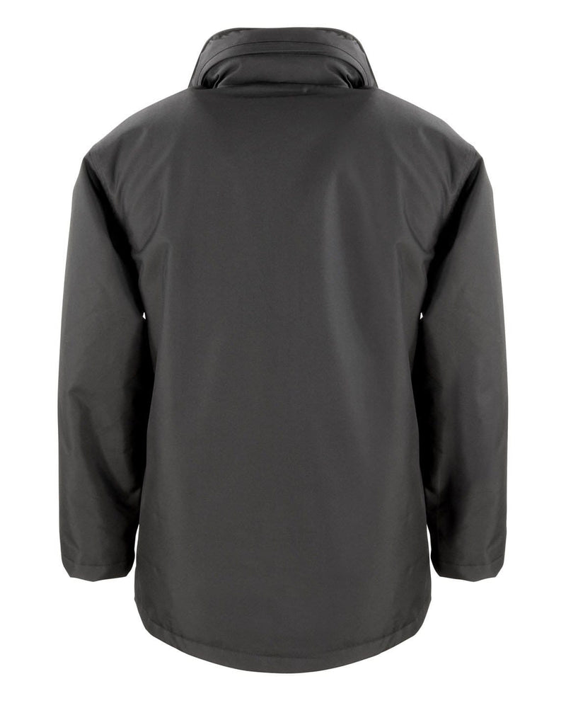 Result R307F Ladies' Platinum Managers Jacket Rear