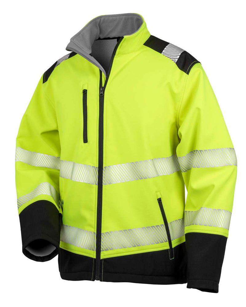 Result R476X Printable Ripstop Safety Softshell