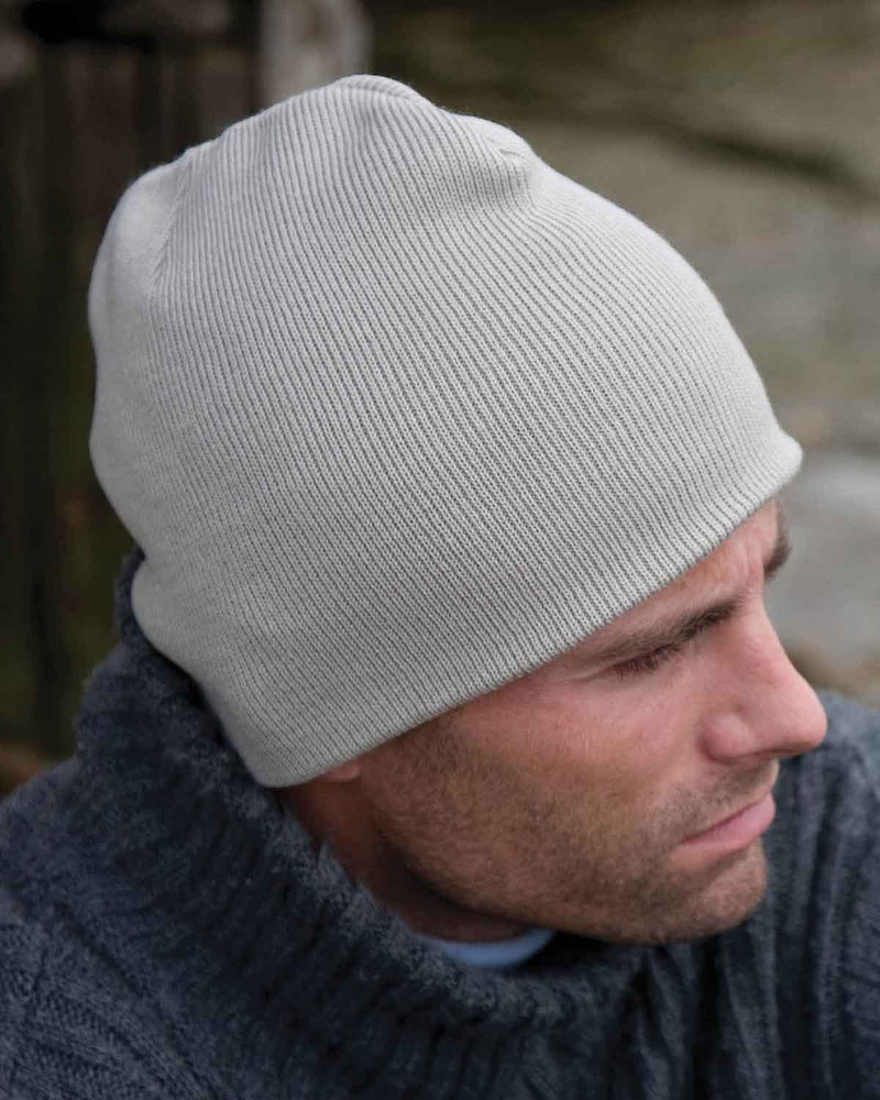 Result RC44 Pull On Soft Feel Beanie Hat
