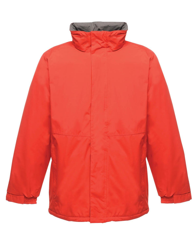 Regatta TRA361 Beauford Men's Red Insulated Jacket