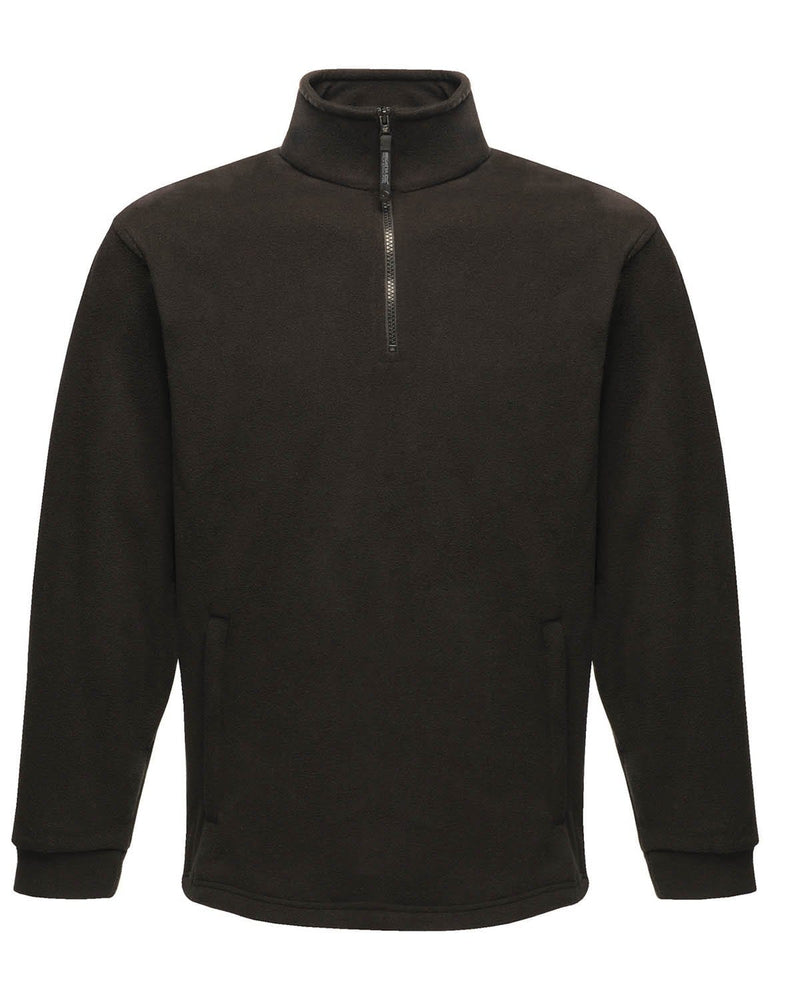 Regatta TRA510 Thor Overhead Fleece - Black