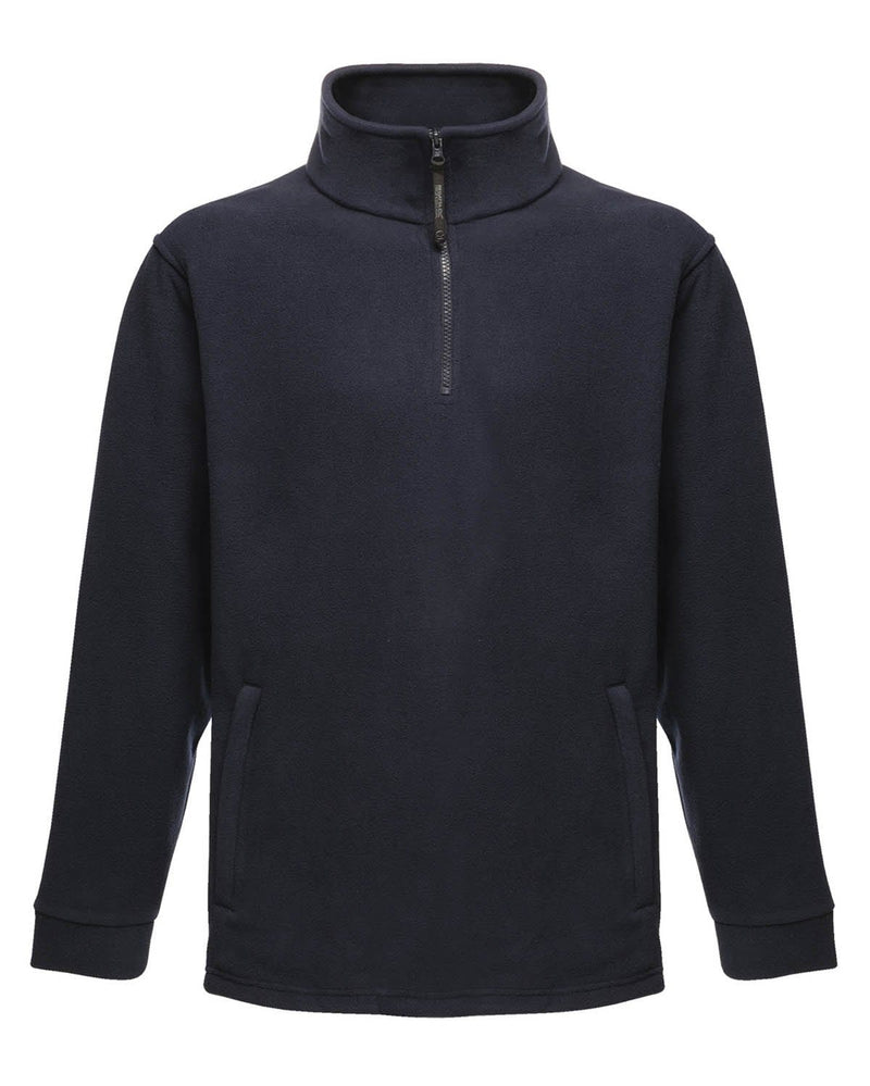Regatta TRA510 Thor Overhead Fleece - Dark Navy