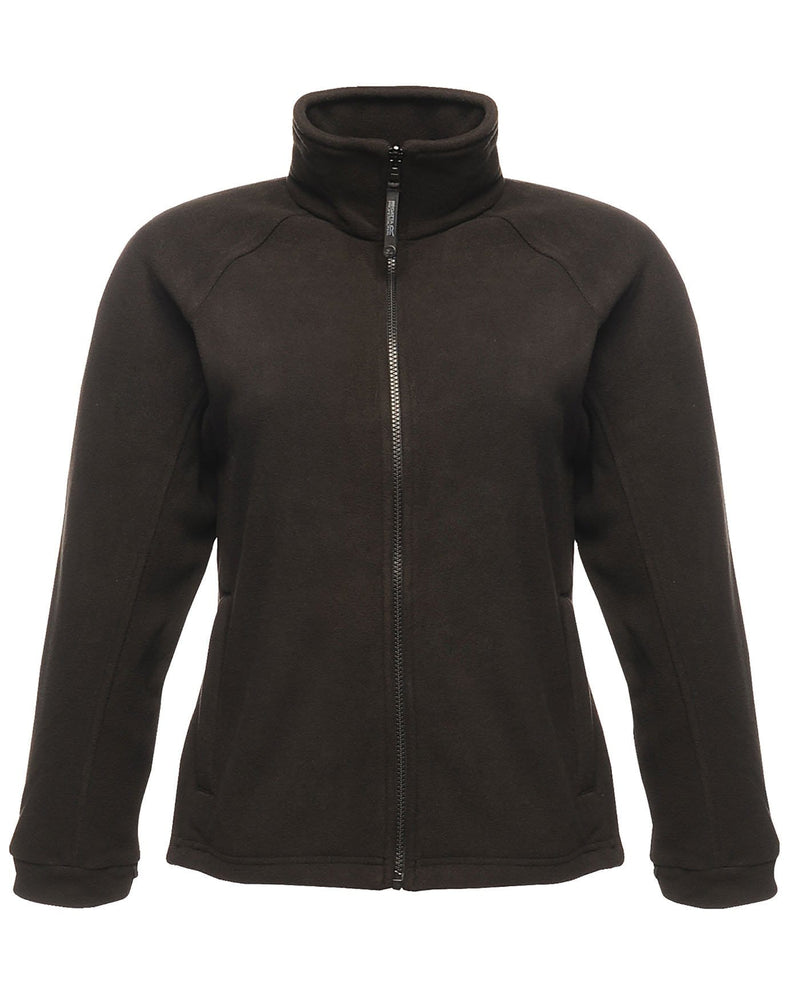 Regatta TRF541 Thor III Ladies' Black Interactive Fleece
