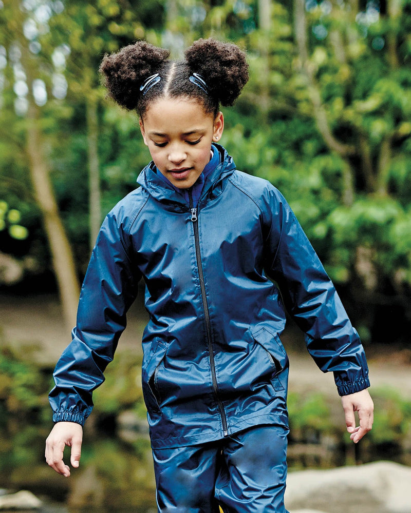 Regatta TRW908 Children's Waterproof Jacket - Model