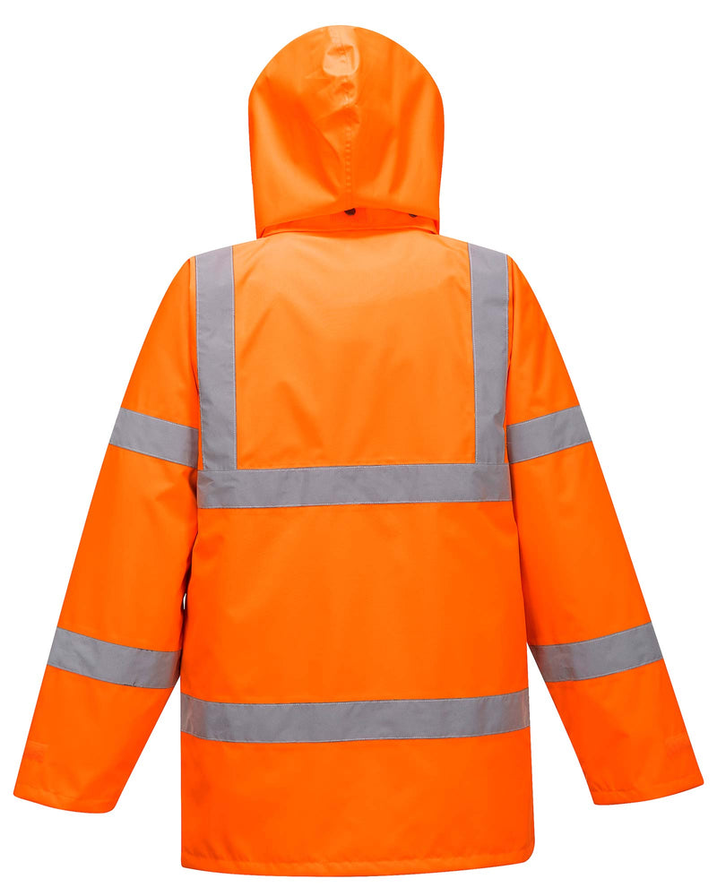 Portwest RT63 Hi Vis Breathable Interactive Traffic Jacket