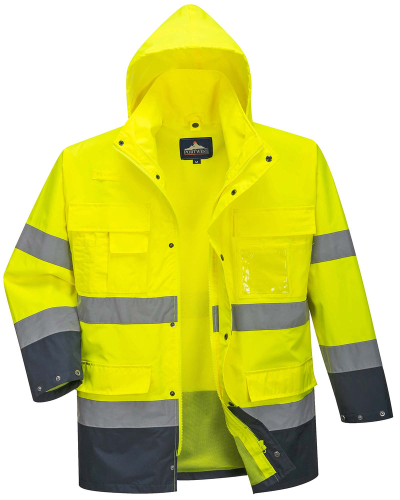Portwest S162 Hi Vis Lite 3 in 1 Jacket