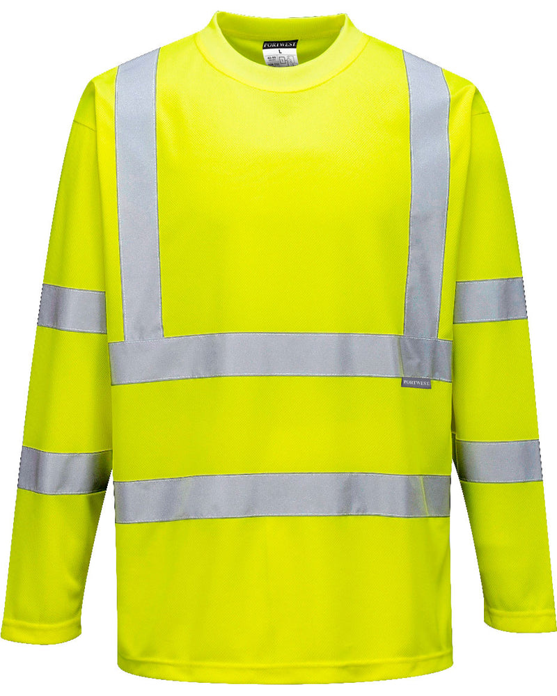 Portwest S178 Hi Vis Long Sleeved T-Shirt