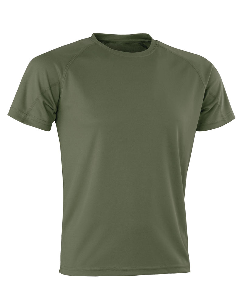 Spiro S287X Performance Air Cool T-Shirt