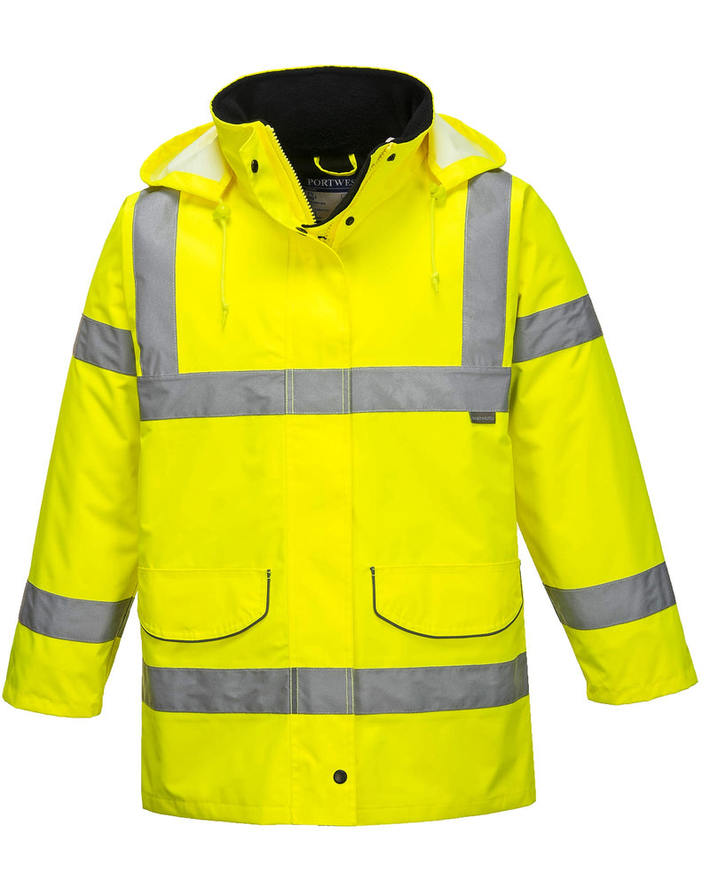 Portwest S360 Hi-Vis Ladies Traffic Jacket