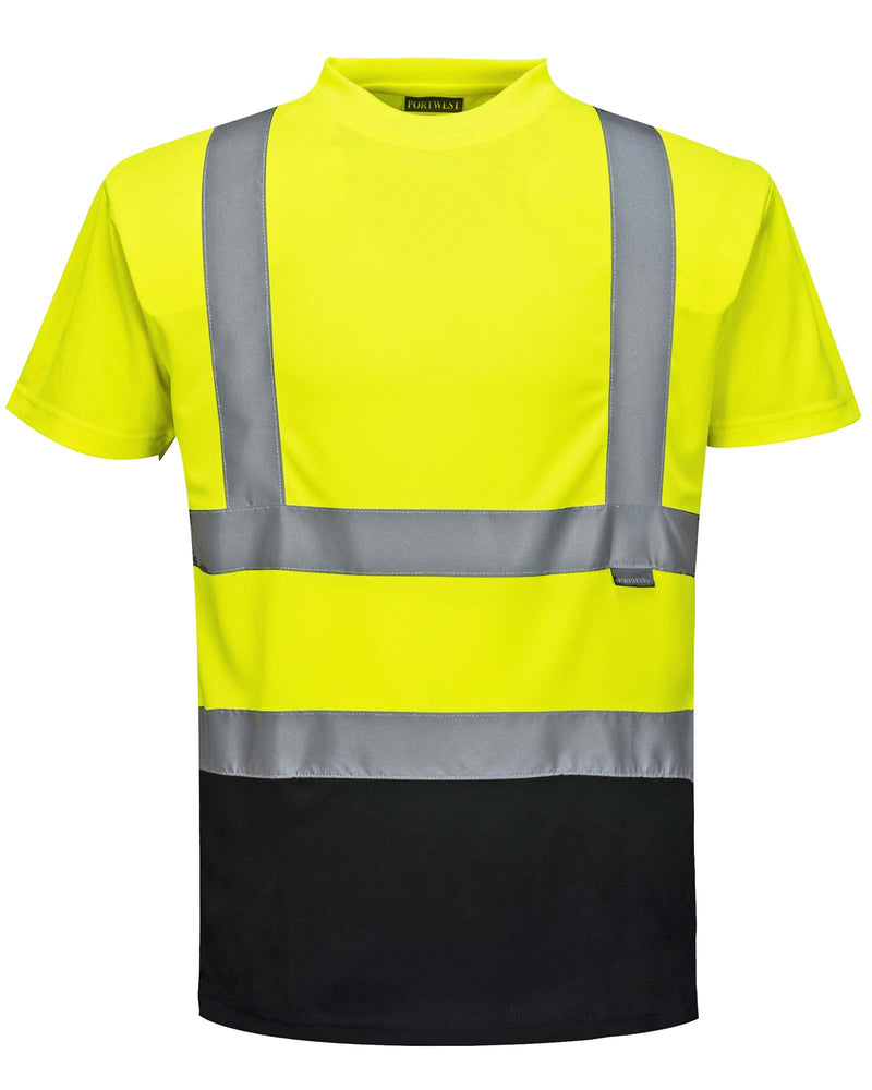 Portwest S378 Hi Vis Two Tone T-Shirt