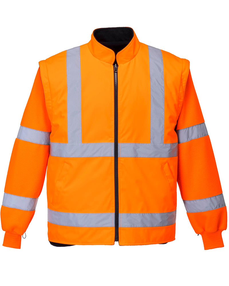 Portwest S766 Essential 5 in 1 Two Tone Jacket