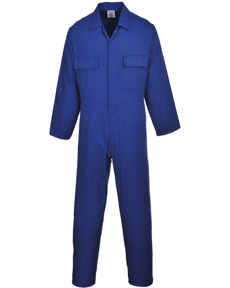 Portwest S999 Euro Work Coveralls