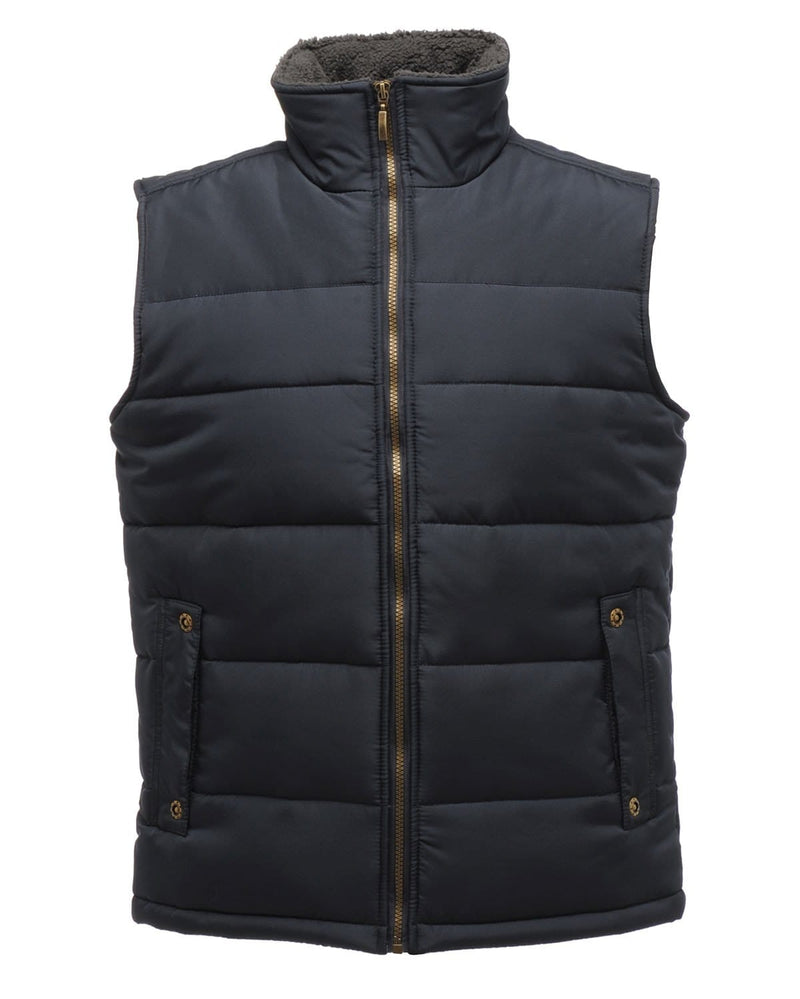 Regatta TRA806 Men's Altoona Insulated Navy Bodywarmer