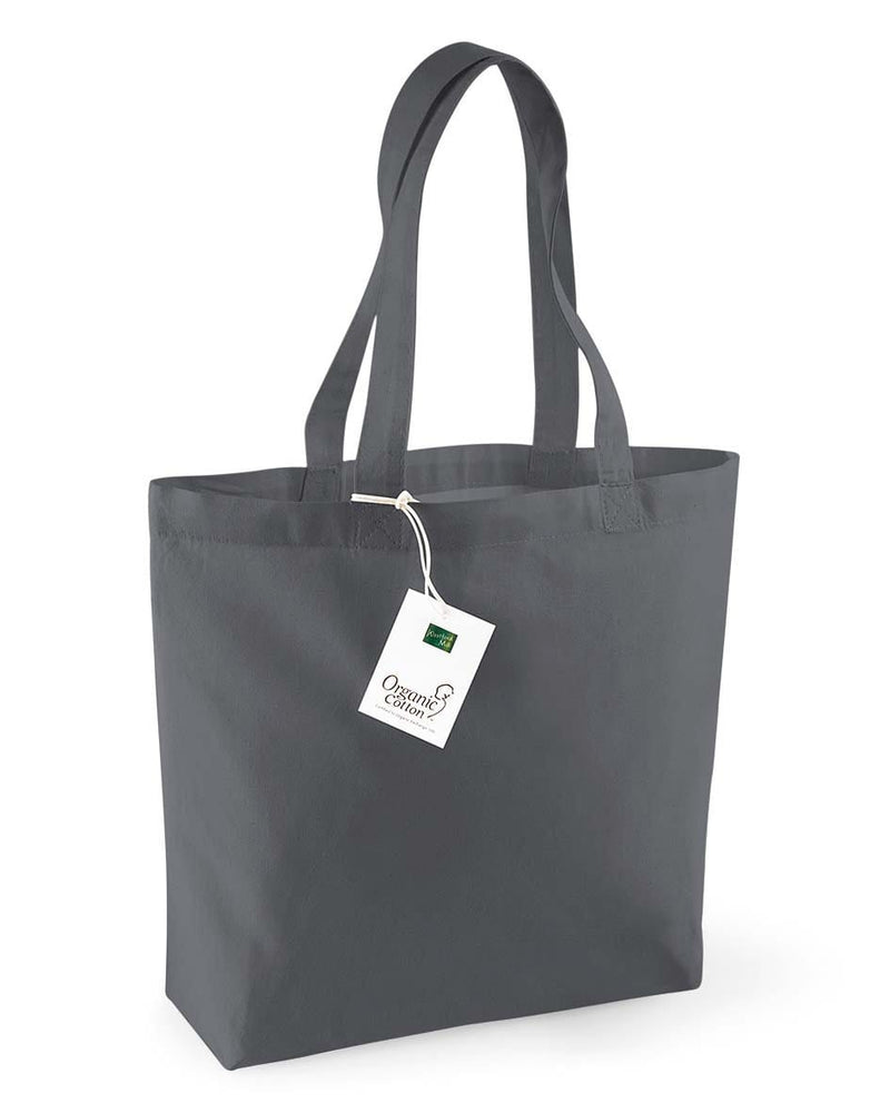 Westford Mill W180 Organic Cotton Shopper