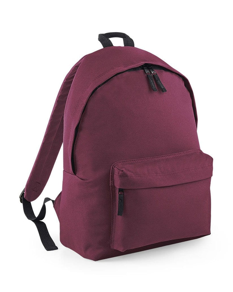 BagBase BG125J Childrens Backpack Burgundy