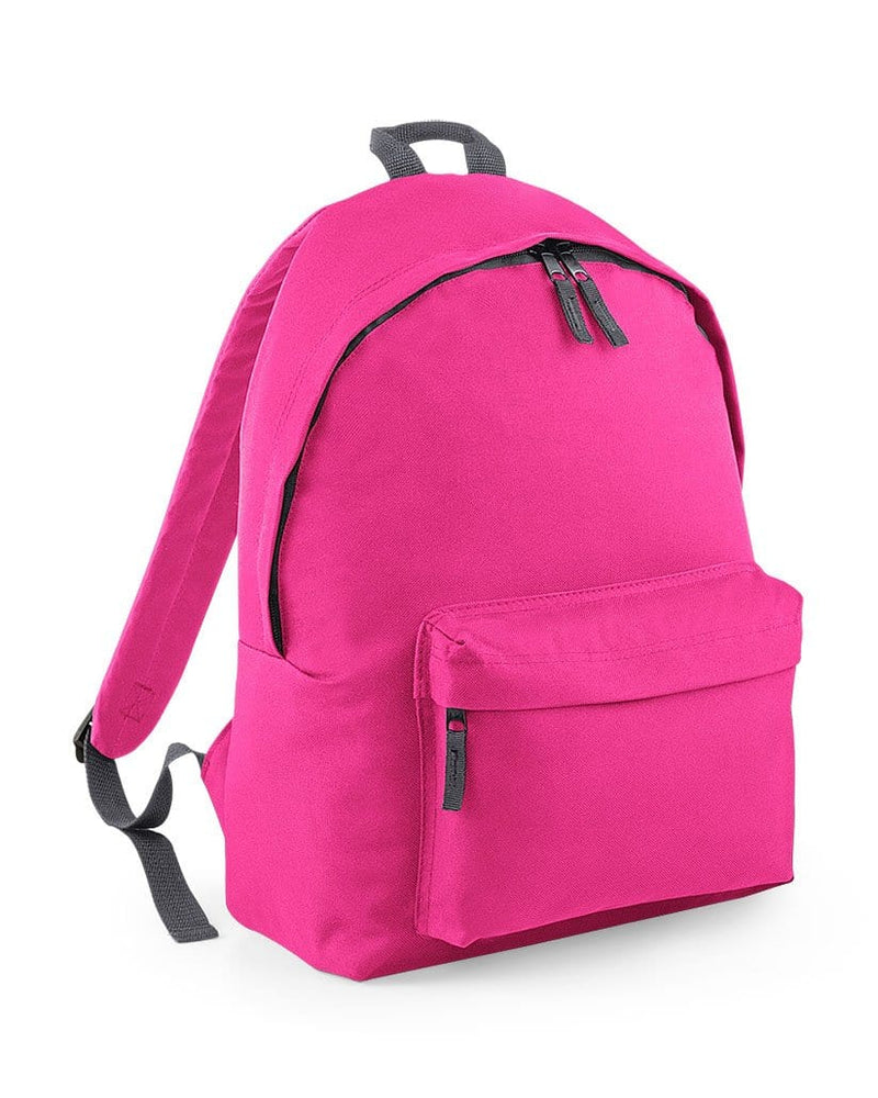 BagBase BG125J Childrens Backpack Fuchsia