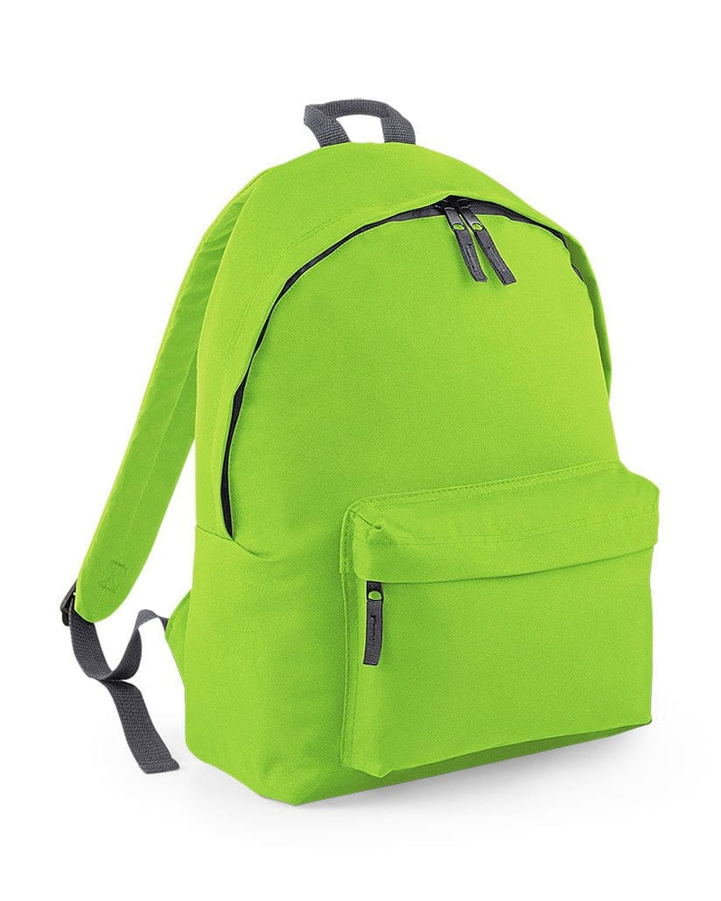 BagBase BG125J Childrens Backpack Lime