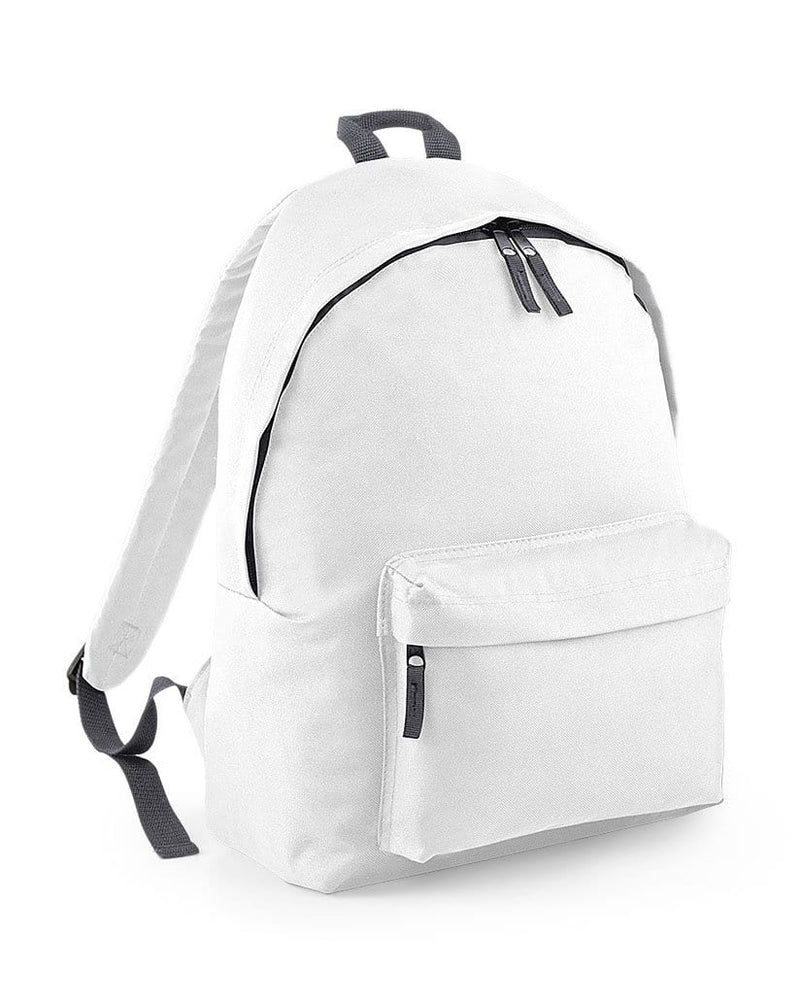 BagBase BG125J Childrens Backpack White