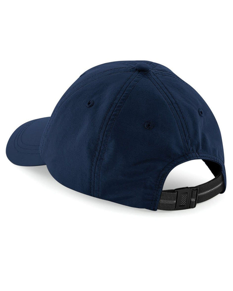 Beechfield B187 Tactel Outdoor 6 Panel Cap - Rear