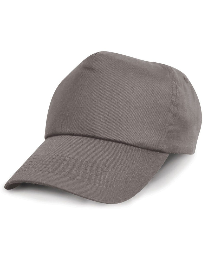 Result RC05 Grey Cotton Cap