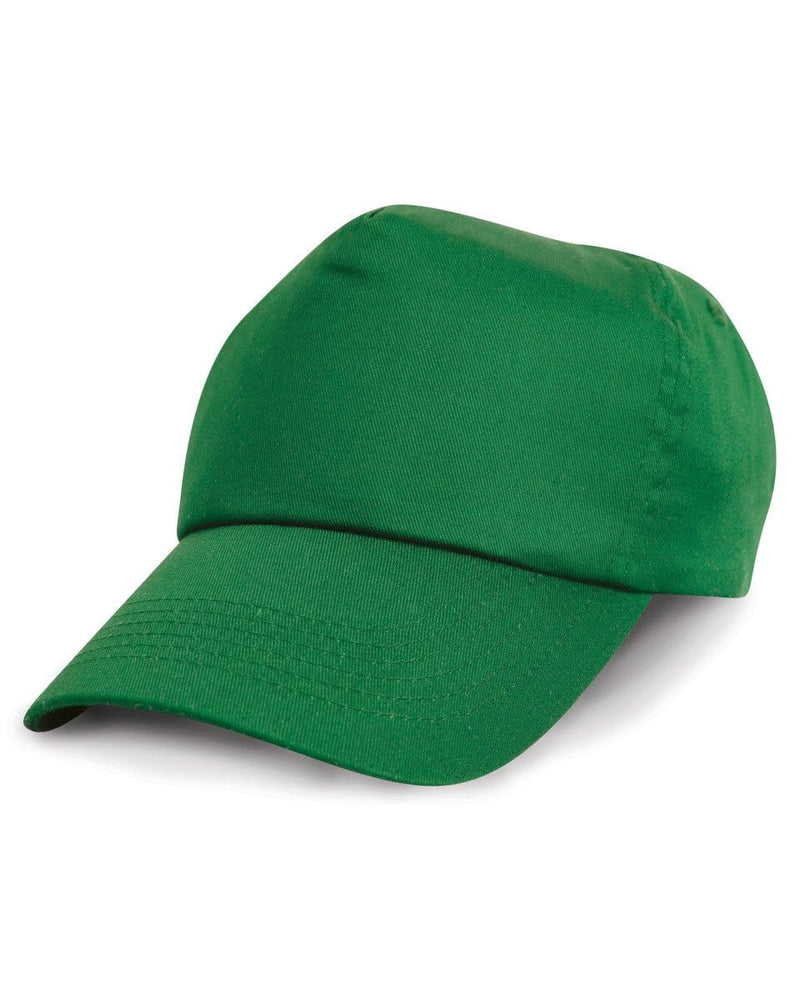 Result RC05 Kelly Green Cotton Cap