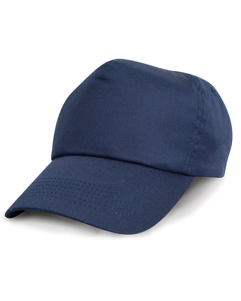 Result RC05 Navy Cotton Cap