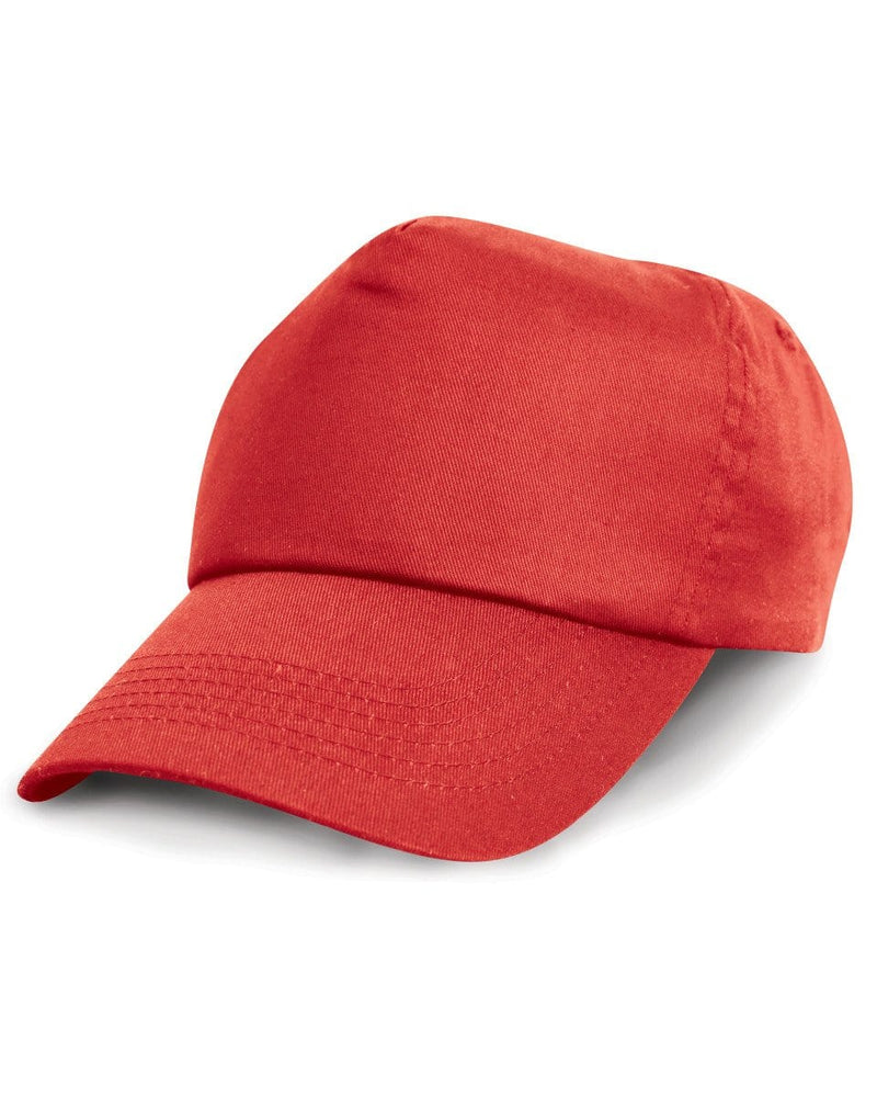 Result RC05 Red Cotton Cap