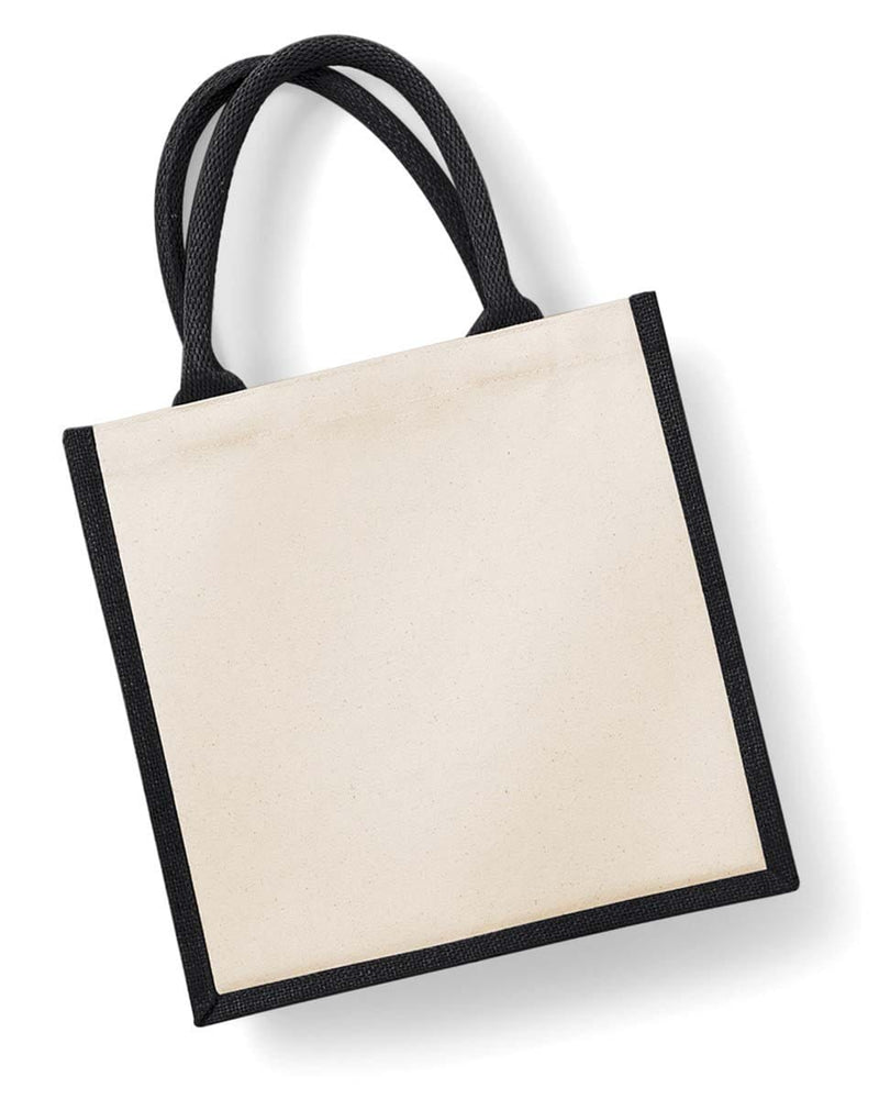 Westford Mill W421 Printers Midi Jute Bag