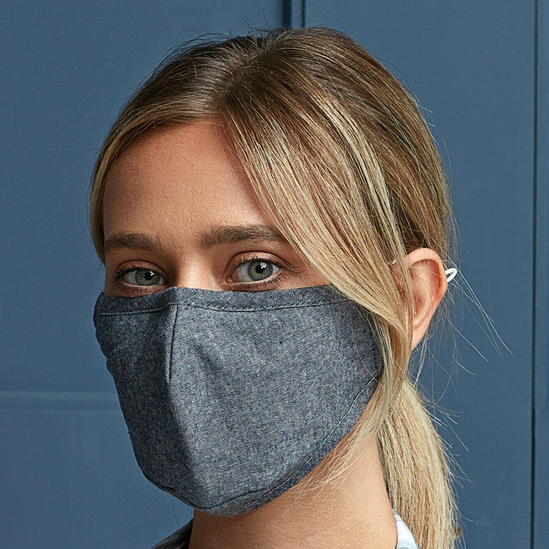 3 Ply Reusable Face Covers