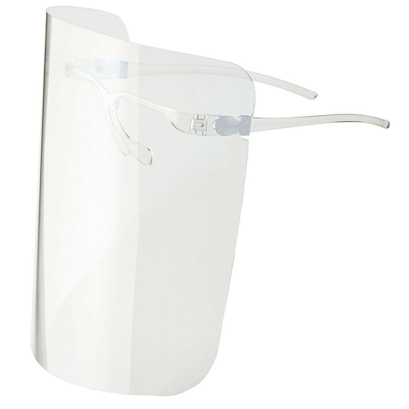 Face Shield Visor Anti Fog Crystal Clear Screen