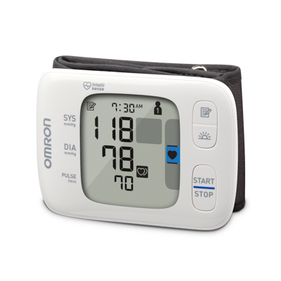 Image of OMRON Gold Wireless Wrist Blood Pressure Monitor