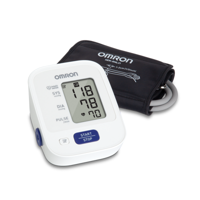 Image of OMRON 3 Series Upper Arm Blood Pressure Monitor