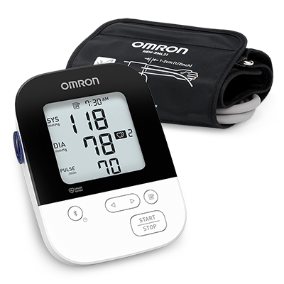 Image of OMRON 5 Series Wireless Upper Arm Blood Pressure Monitor