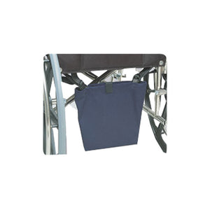 Wheelchair Urine Drainage Bag Holder, Vinyl