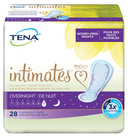 TENA® Intimates™ Overnight Pads for Women