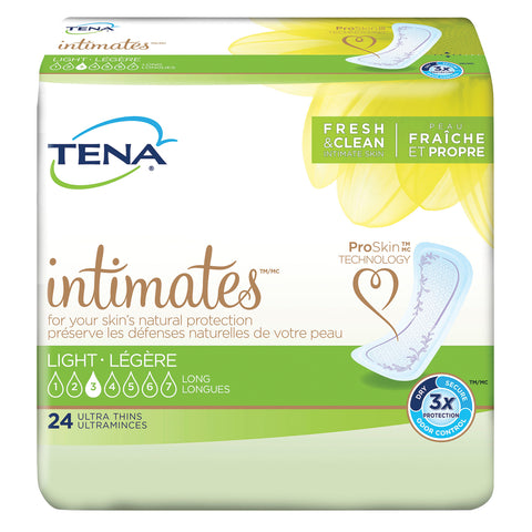 TENA® Intimates™ Ultra Thin Light Long Pads for Women