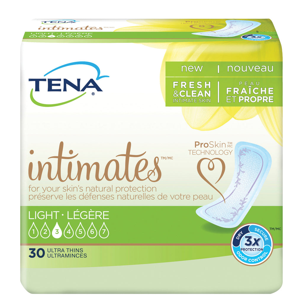 TENA® Intimates™ Ultra Thin Light Pads for Women