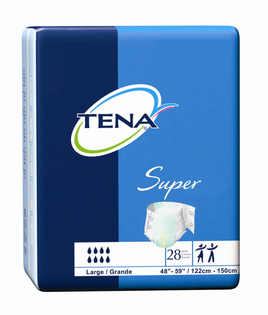 TENA® Super Incontinence Brief - Unisex