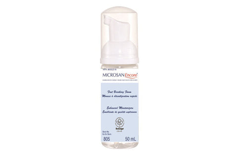 Image of Microsan Encore® Instant Foaming 72% Alcohol Sanitizer (no returns)