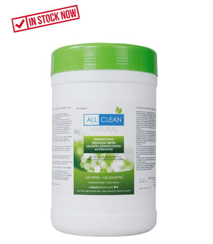 Disinfecting Peroxide Wipes