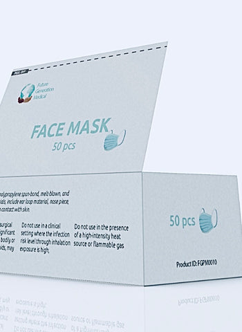 Non-Medical Face Mask, Box of 50