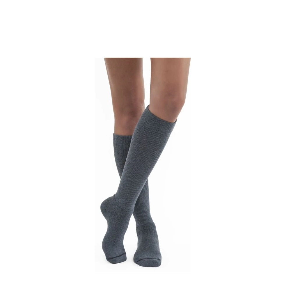 JOBST® Activewear, Knee High Compression Stockings, Denim Colour