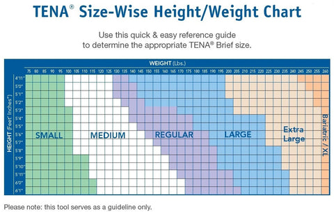 TENA® Ultra Incontinence Brief - Unisex