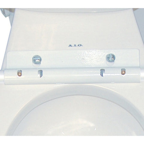 Image of Drive Medical Toilet Safety Frame with Padded Arms